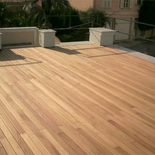 Pavimentazioni in legno e isolamenti verona vicenza case in legno verona tetti in legno verona - Rivestimento terrazzo ...