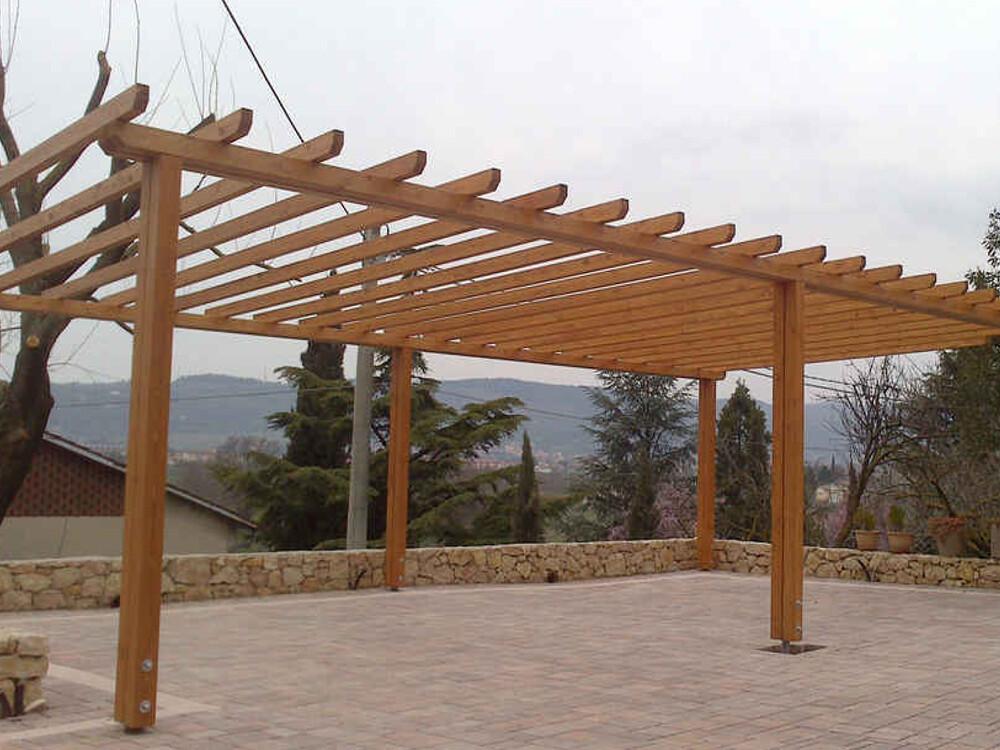 Pergolati e pergole verona vicenza case in legno verona tetti